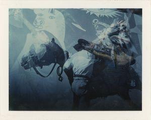 Double exposure (4) by Sidney Nolan contemporary artwork
