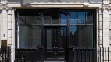 Pilar Corrias contemporary art gallery in Saville Row, London, United Kingdom