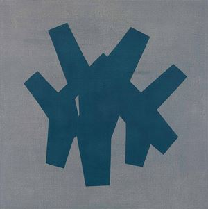 Symbol-135 by Wu Tung-Lung contemporary artwork