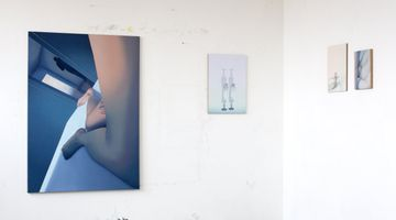 Contemporary art exhibition, Astrid Styma, Our Chemistry at SETAREH, Online Only, Germany