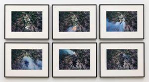 Untitled: Silueta Series by Ana Mendieta contemporary artwork
