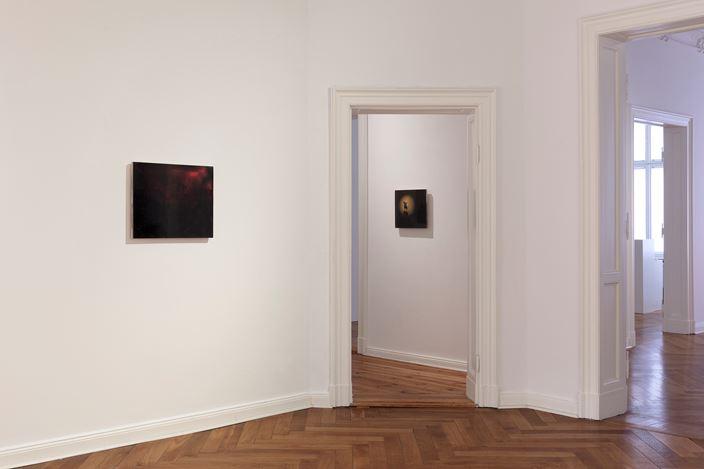 Exhibition view: Manaf Halbouni, Level 3, Zilberman Gallery, Berlin (5 December 2020–6 February 2021). Courtesy Zilberman Gallery.