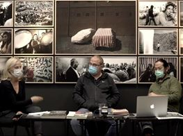 Artist Talk Simon Chang & Jože Suhadolnik