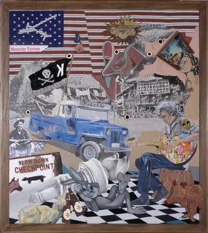 Rebel Music: Immortalizing the Legacy of Pepe Smith by Kawayan de Guia contemporary artwork