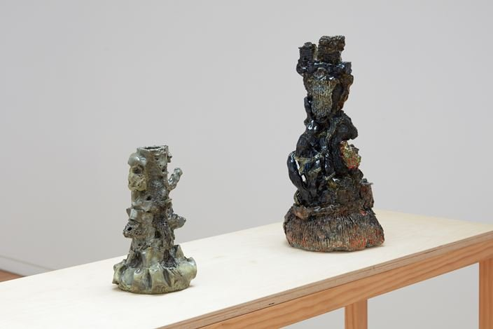 Exhibition view: Nichola Shanley,From Winter, Two Rooms, Auckland (27 October–25 November). Courtesy Two Rooms.
