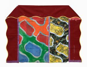 2003 116 by Claude Viallat contemporary artwork