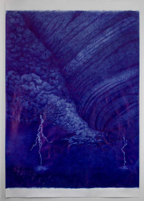 Berlin/ Tornado's - (VIII) by Jan Fabre contemporary artwork