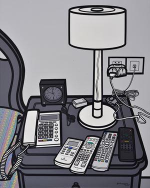 Interior No. 14 by Li Bangyao contemporary artwork