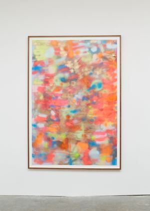 No. 943 Painting by Rana Begum contemporary artwork