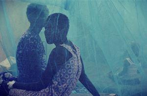 Under the blue skies of Agok #2 by Alec Von Bargen contemporary artwork