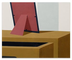 Nightstand by Henni Alftan contemporary artwork