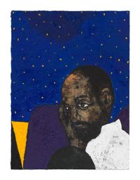 Dad II by Tom Anholt contemporary artwork painting, works on paper, sculpture