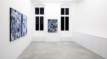 Contemporary art exhibition, Nyah Isabel Cornish, Complete indecisions at Rolando Anselmi, Berlin