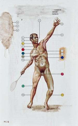Massive Nerve Corpus by Mikhael Subotzky contemporary artwork