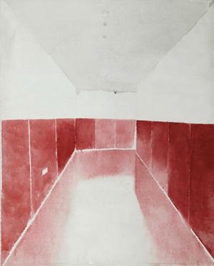 Corridor by Han Feng contemporary artwork