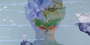 心識系列 [航]  Floating Mind series [Voyage] by Kuo Chwen contemporary artwork