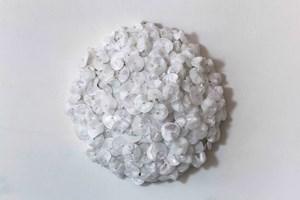 Untitled (white) by Dani Marti contemporary artwork