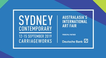 Contemporary art exhibition, Sydney Contemporary 2019 at Roslyn Oxley9 Gallery, Sydney