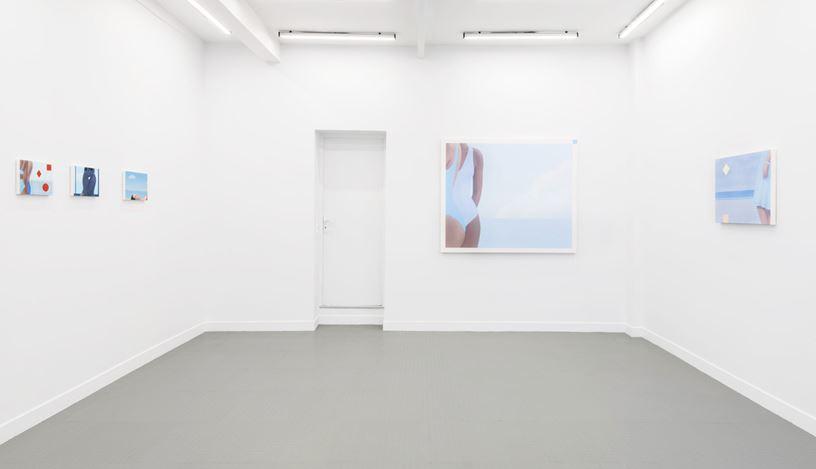 Exhibition view: Ridley Howard, Shorelines, Andréhn-Schiptjenko, Paris (2 December 2020–16 January 2021). CourtesyAndréhn-Schiptjenko, Paris. Photo:C.Maignien.