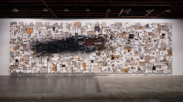 Contemporary art exhibition, NS Harsha, NS Harsha at Victoria Miro, London