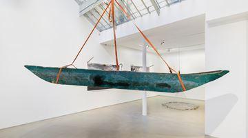 Contemporary art exhibition, Group Exhibition, Rhé at Galerie Chantal Crousel, Paris
