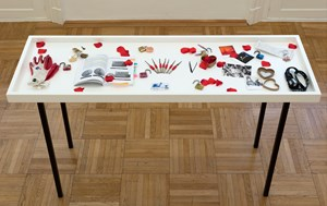 Love´s little Documents by Miao Ying contemporary artwork