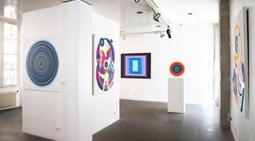 Contemporary art exhibition, Nicolas Panayotou, Let none but geometers enter here at A2Z Art Gallery, Paris