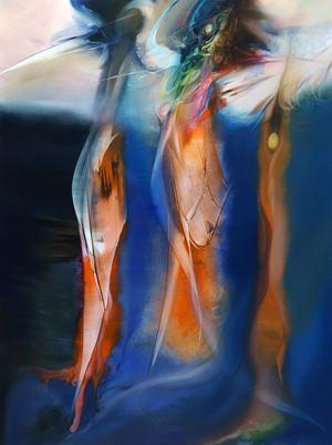 Jacket of Robins by Ruben Pang contemporary artwork