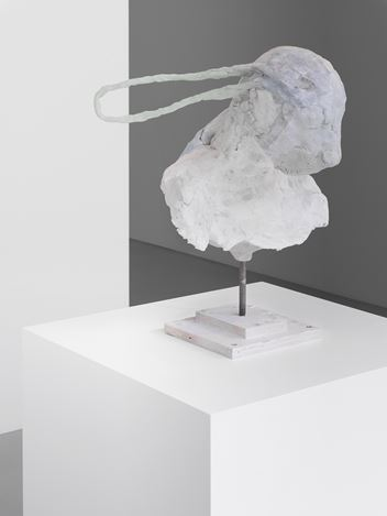 Exhibition view: David Altmejd, Rabbits, Xavier Hufkens, 44 rue Van Eyck,Van Eyckstraat (3 September–17 October 2020). CourtesyXavier Hufkens, Brussels.
