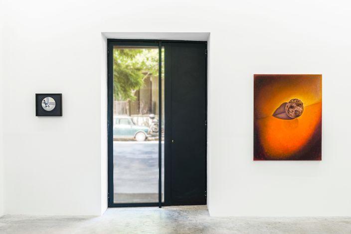 Exhibition view:Gianni Di Rosa, Le Convocazioni, Galerie Rolando Anselmi, Rome (11 June–17 July 2021). © Sebastiano Luciano. Courtesy Rolando Anselmi.