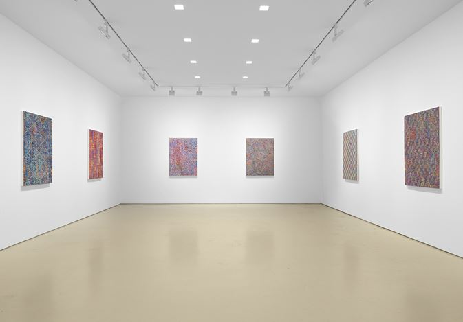 Exhibition view: David Allan Peters, Miles McEnery Gallery, 520 West 21st Street, New York (30 May–6 July 2019). Courtesy Miles McEnery Gallery.