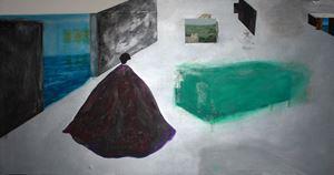 Le manteau by Sejin Park contemporary artwork