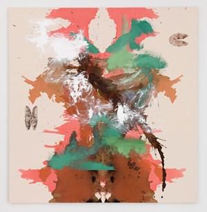Mother Type Resonant by Elizabeth Neel contemporary artwork