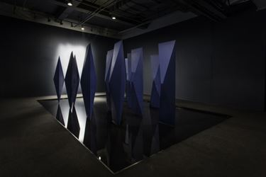 Exhibition view: KIM Byoungho, Enchantment | 현혹 | 眩惑, Arario, Shanghai (25 August–21 October 2018). Courtesy Arario.