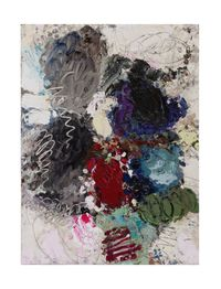 20-19 by Michael Toenges contemporary artwork painting, works on paper