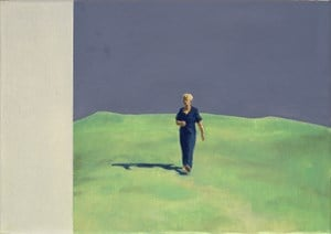 Outside by Tim Eitel contemporary artwork