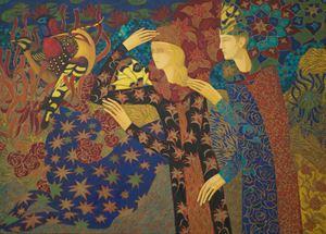 Visioin by Timur D'Vatz contemporary artwork