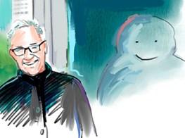 THE SNOWMAN AS MODERN ART