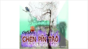 Contemporary art exhibition, deSAR x Chen Pin Tao aka AznGothBoy at de Sarthe, de Sarthe, Hong Kong, SAR, China