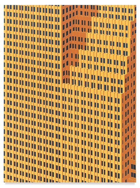 Houston by Daniel Rich contemporary artwork