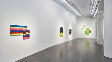 Contemporary art exhibition, Mary Heilmann, Past Present Future at Hauser & Wirth, Zürich, Zurich