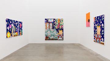 Contemporary art exhibition, Alec Egan, August at Anat Ebgi, Culver City, Los Angeles