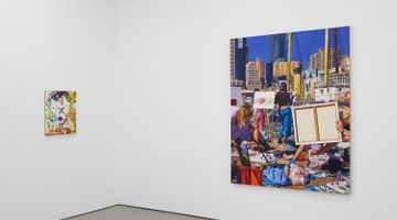 Contemporary art exhibition, Van Hanos, Conditional Bloom at Lisson Gallery, West 24th Street, New York, USA