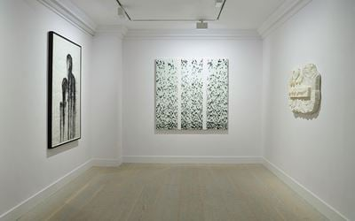Group Exhibition,the approach, 2015, Exhibition view at Gazelli Art House, London. Courtesy the Artists and Gazelli Art House. © the Artists.