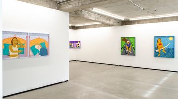 Contemporary art exhibition, Claudia Kogachi, It Is What It Is at Jhana Millers, Wellington, New Zealand