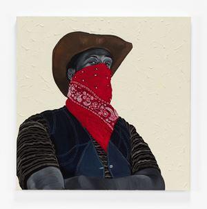 Rubbernecking by Otis Kwame Kye Quaicoe contemporary artwork