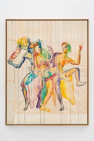 Dance with Mask by Ulla Von Brandenburg contemporary artwork