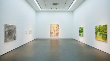 Contemporary art exhibition, Maruyama Naofumi, Flowing at Wooson Gallery, Daegu