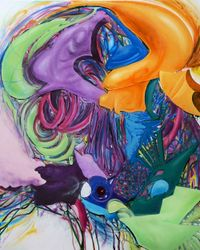 M&M by Haekang Lee contemporary artwork painting