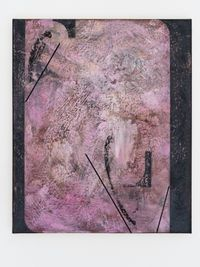 Tenuity by Kate Andrews contemporary artwork painting, works on paper